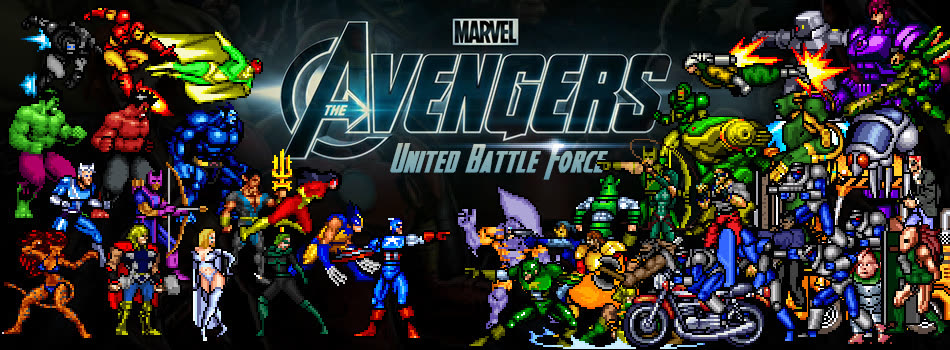 Avengers: United Battle Force