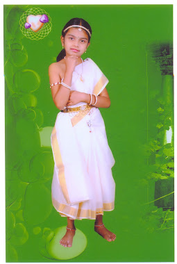 Ramesh  Kurma Daughter Kumari Pranitha