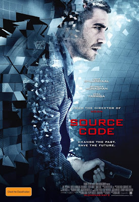 Source Code ~ Jake Gyllenhaal _ Poster | A Constantly Racing Mind
