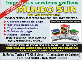 SERVICIOS GRAFICOS E IMPRENTA