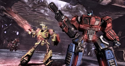 Transformers Fall Of Cybertron For PC