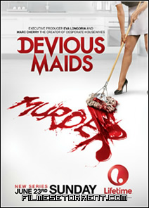Devious Maids 3 Temporada Torrent HDTV