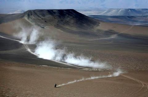 Reli Dakar Ujian Ketahanan Fisik dan Kendaraan