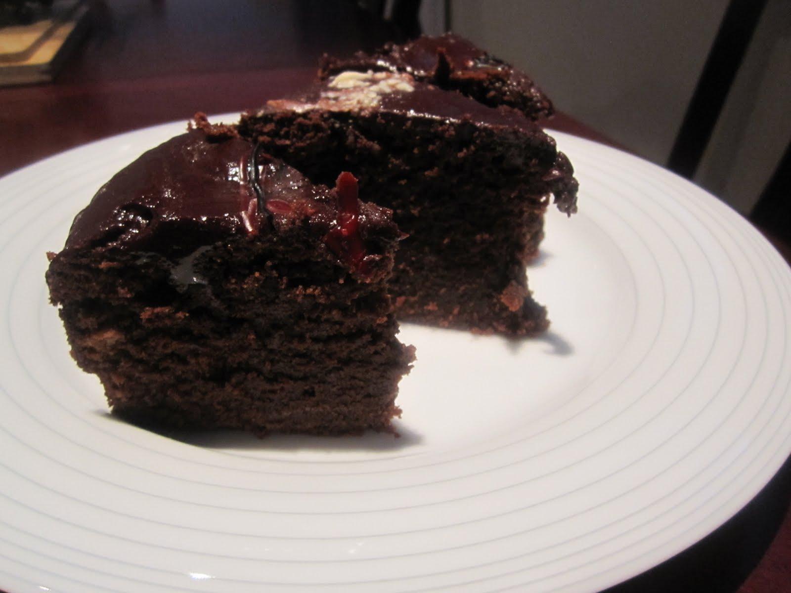 Hubbys Birthday Chocolate Mud Cake Love and Calories