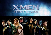 X-Men 4 (X-Men: First Class)(2011).