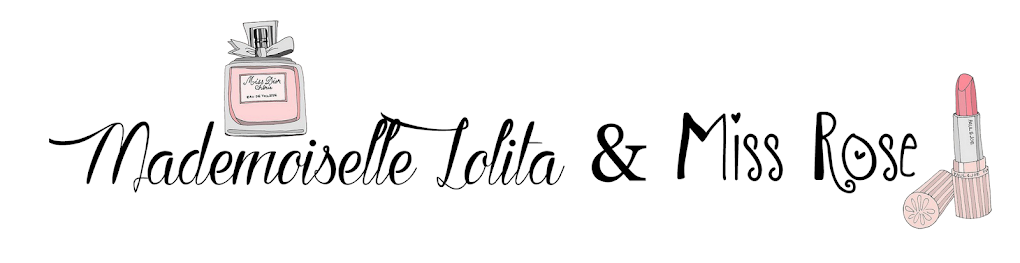Mademoiselle Lolita et Miss Rose
