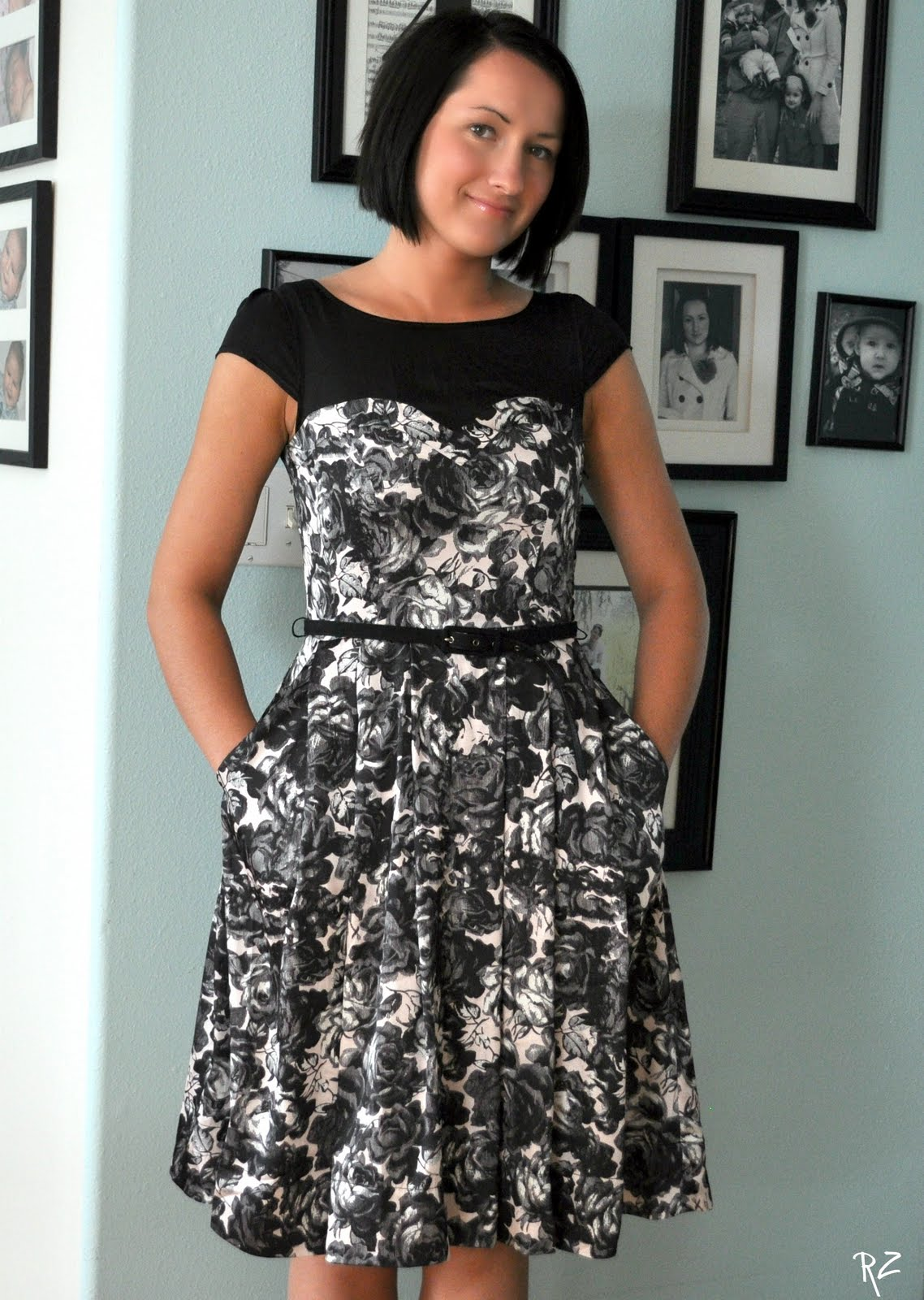 Suburbs mama adding sleeves to sleeveless dress for Adding cap sleeves to a wedding dress