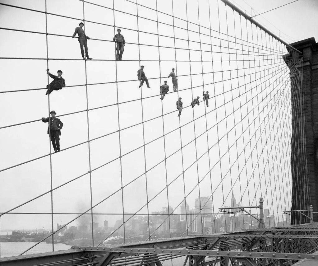 Brooklyn Bridge 1914 randommusings.filminspector.com