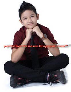 Foto Ganteng Imut Cute Bagas Idola Cilik 2013