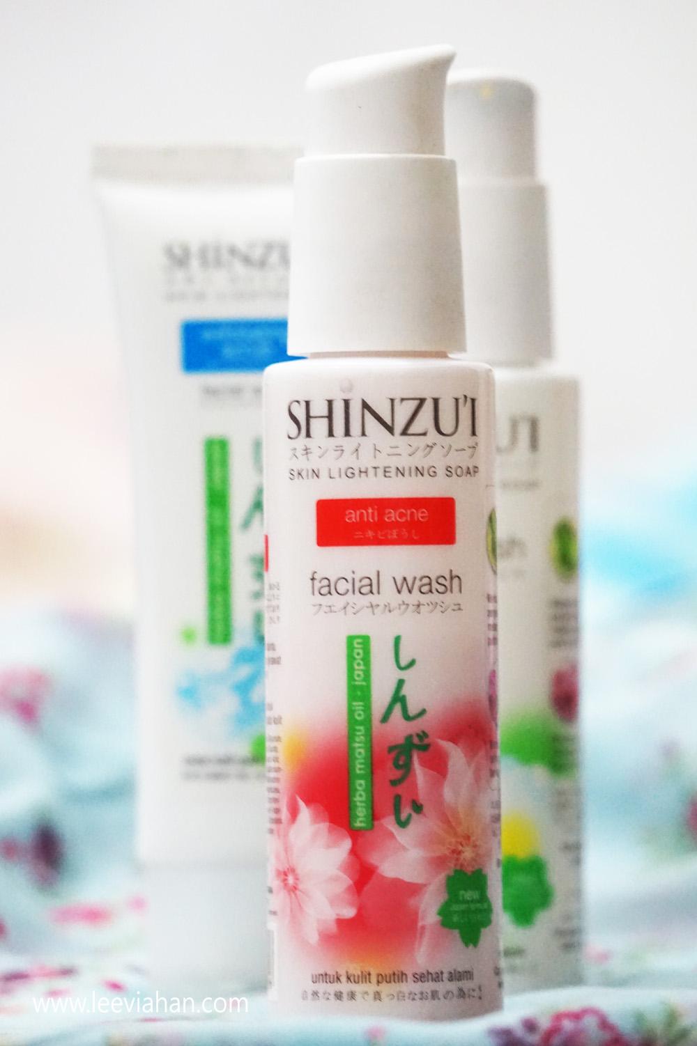 Jual Sabun Shinzui Welcome To Batang Beauty Blogger Indonesia By Lee Via Han White