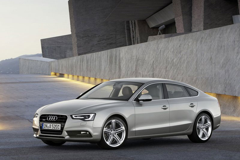 Audi a5 sportback 2017 usata 6