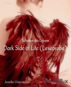 Rezension - Dark side of life von Jenifer Untersteiner