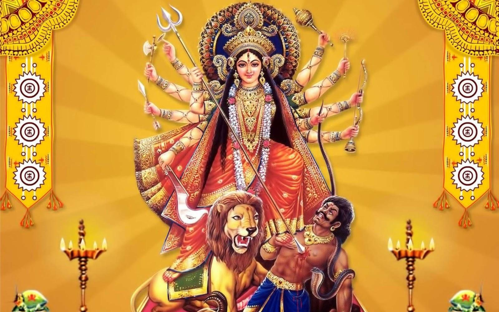 Top Maa Durga God HD Image for free download