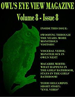 OWL'S EYE VIEW MAGAZINE VOLUME 8 - ISSUE 8