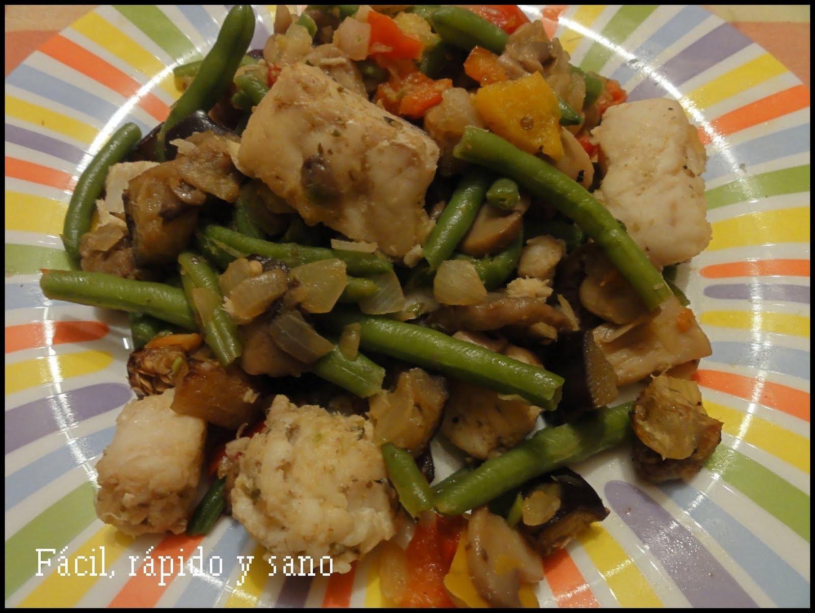 F cil r pido y sano cocina para gente sin tiempo mayo 2011 - Cocinar facil y rapido ...