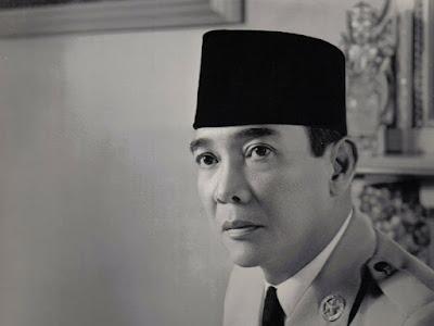 Biografi Presiden Ir Soekarno Dari Kecil Hingga Akhir Hayat