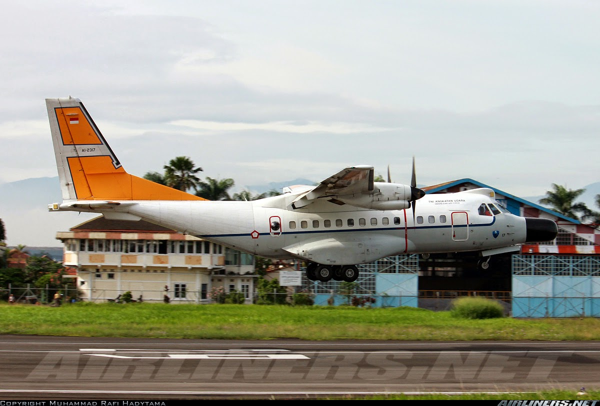 Pesawat intai maritim taktis CN-235MPA