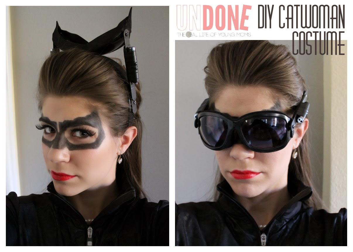 catwoman costume ears - photo #16