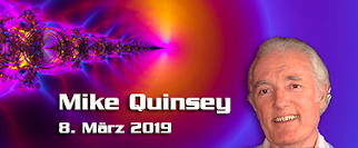 Mike Quinsey – 8. März 2019