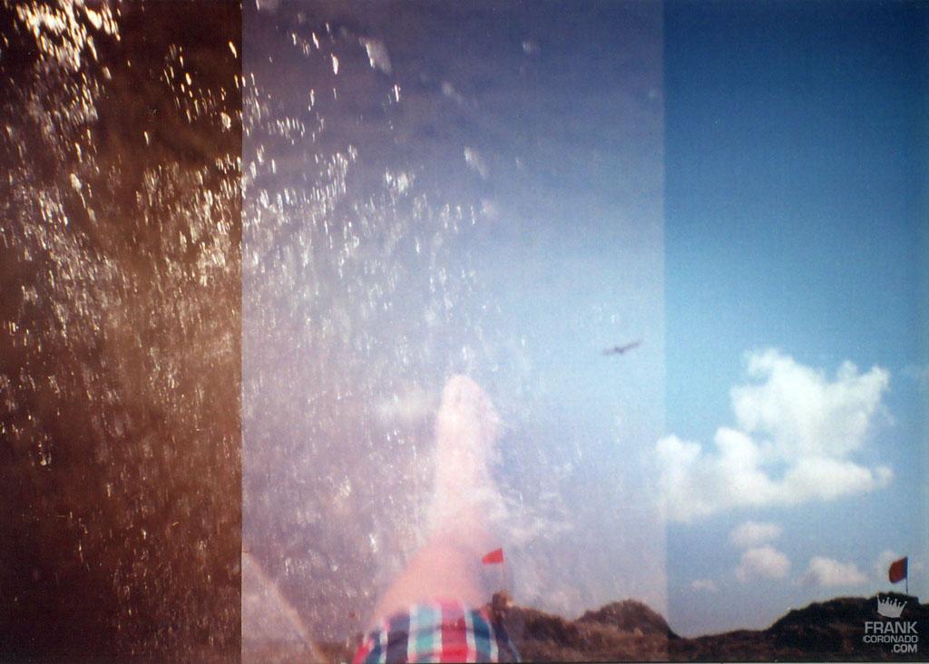 fotografias analoga en playa de oaxaca