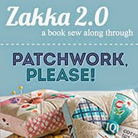 Zakka Sew Along Part 2