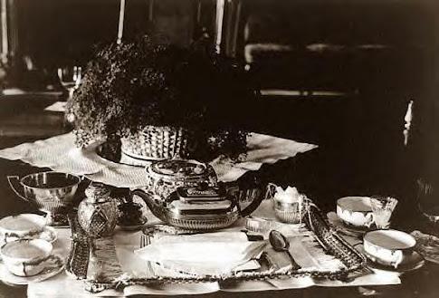 Roosevelt's breakfast, 1903