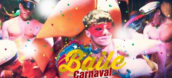 Sexo Gay no Carnaval
