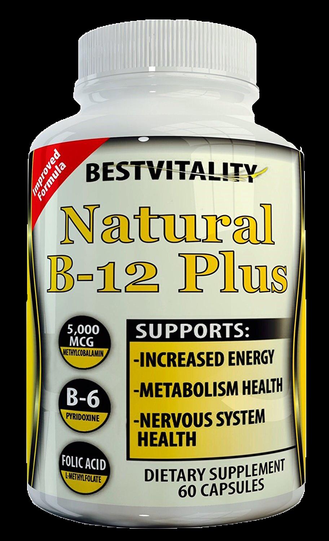 NATURAL B-12 PLUS