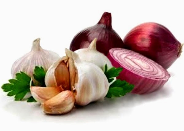 Garlic & Onion for Hair Loss Remedy?