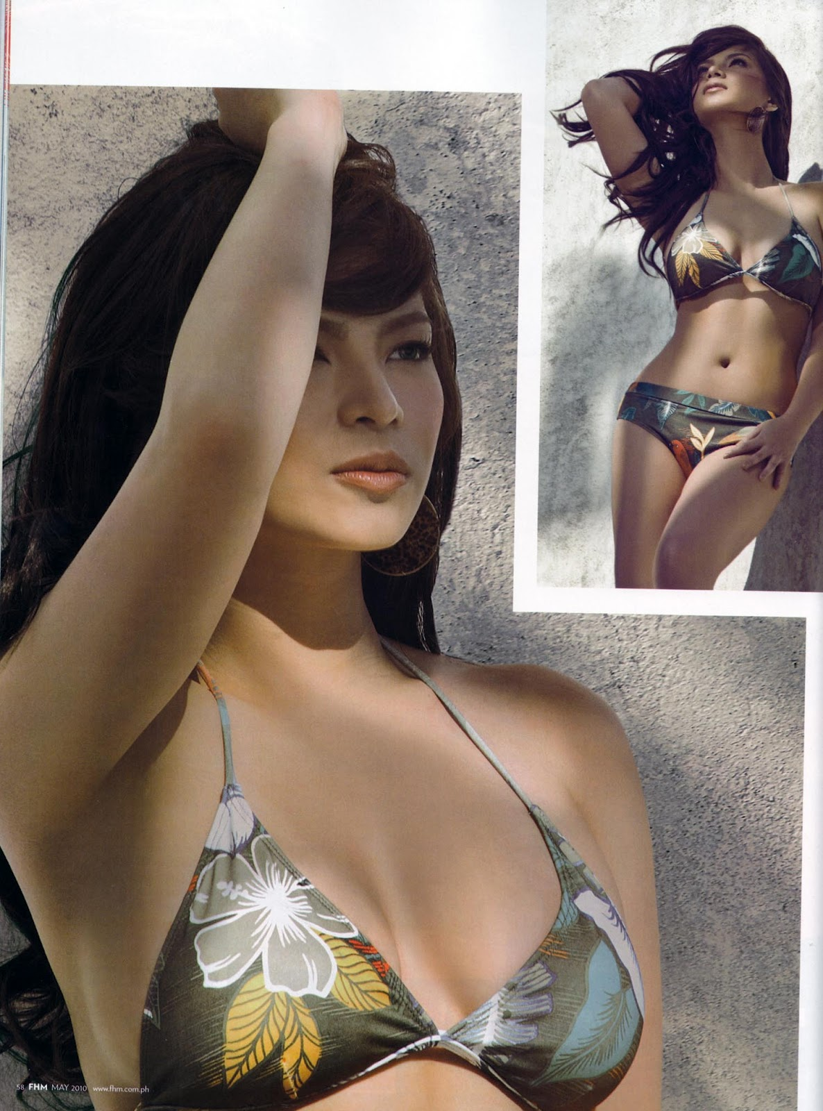 angel locsin hot and sexy bikini photos 02