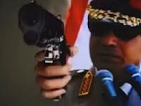 As Sisi - ilustrasi kudeta (MesirKini)