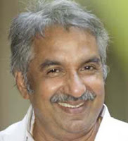 Chief Minister Oommen Chandy, Kerala