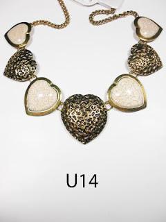 kalung aksesoris wanita u14