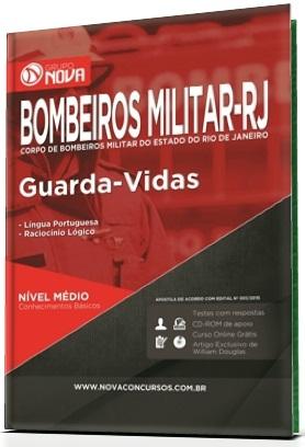 Apostila Corpo de Bombeiros Militar-RJ Guarda Vidas 2015