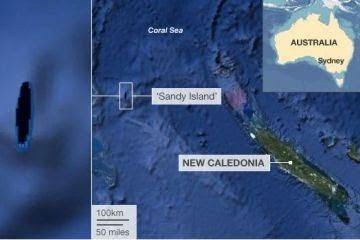 Ini Pulau Hantu Yang Berhasil Ditemukan Google Earth