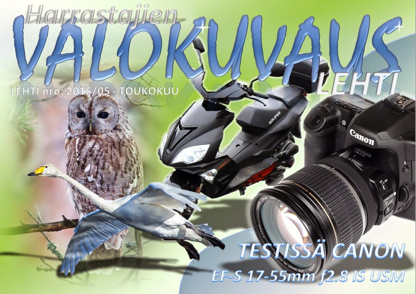 VALOKUVAUS-LEHTI 2015/05