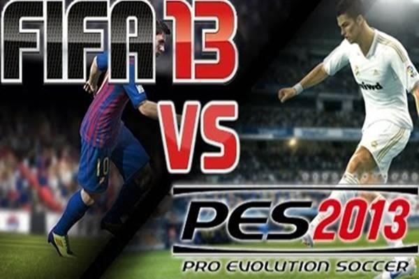 Fifa 13 vs pes 2013 karşılaştırma