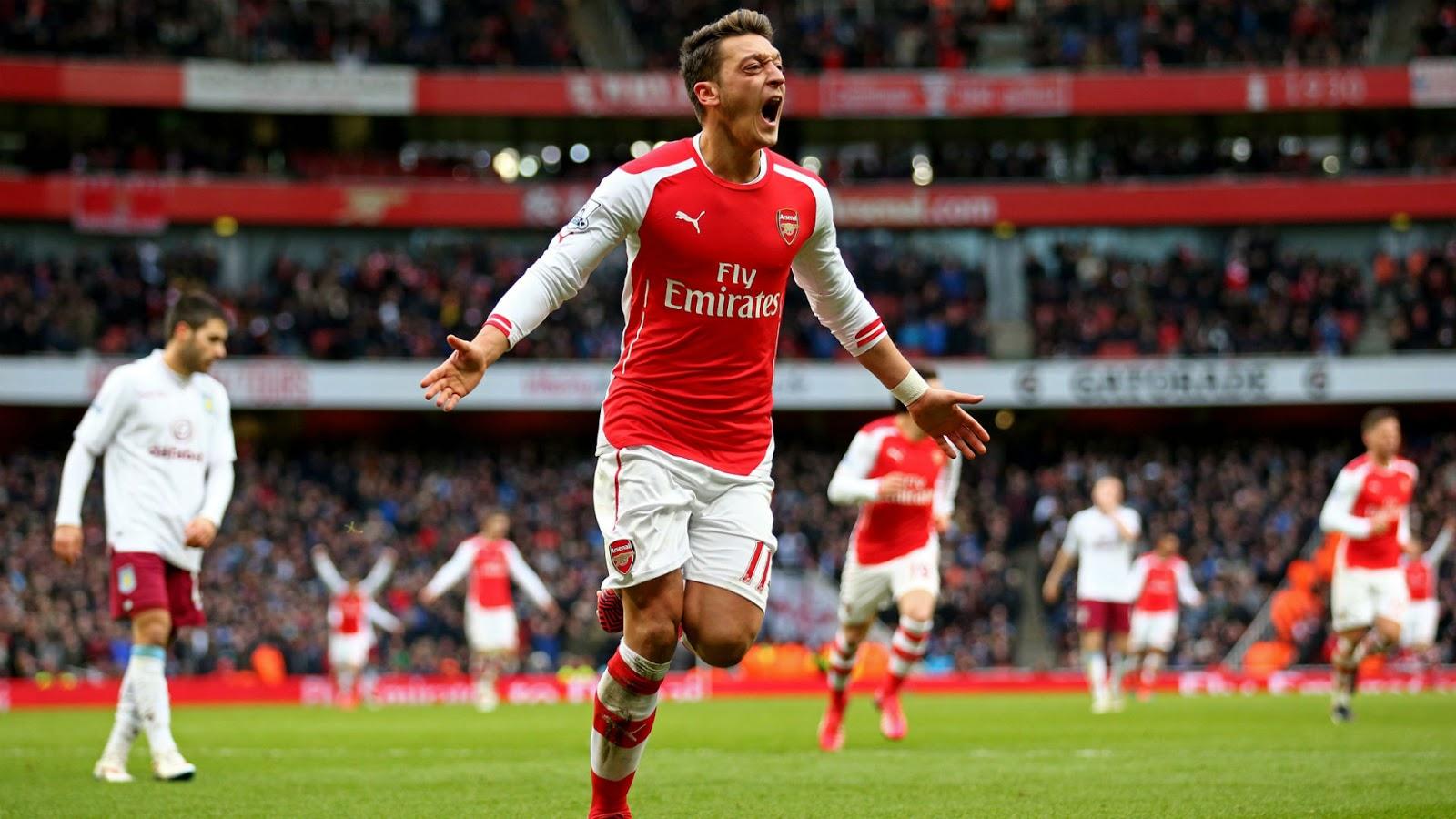 5 Alasan MU Bukanlah Klub Ideal untuk Mesut Ozil