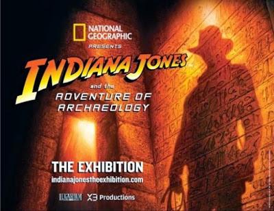 Ανακαλύπτοντας την αρχαιολογία με τη βοήθεια του Ιντιάνα Τζόουνς
