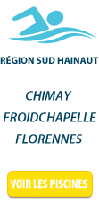 Piscine de Florennes Centre Sportif Paul Rolin Piscine du Sud Hainaut Chimay Aquacentre Piscine Froidchapelle (Lac De L'eau D'heure)