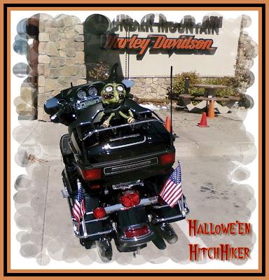 Hallowe'en HitchHiker
