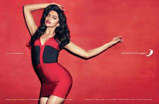 Deepika Padukone Latest Photoshoot for Maxim India Magazine