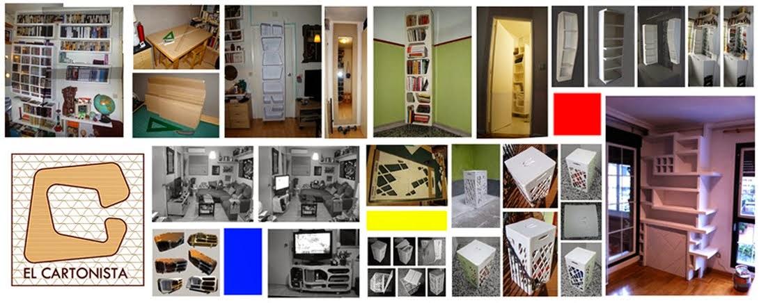 Muebles ecológicos y diseño
