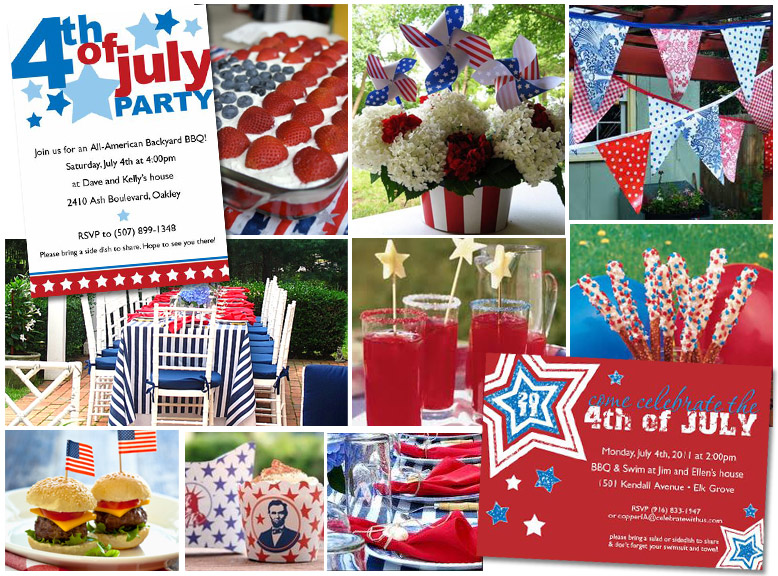 Veronika 39 s kandy koated dreams festive fourth for American party decoration