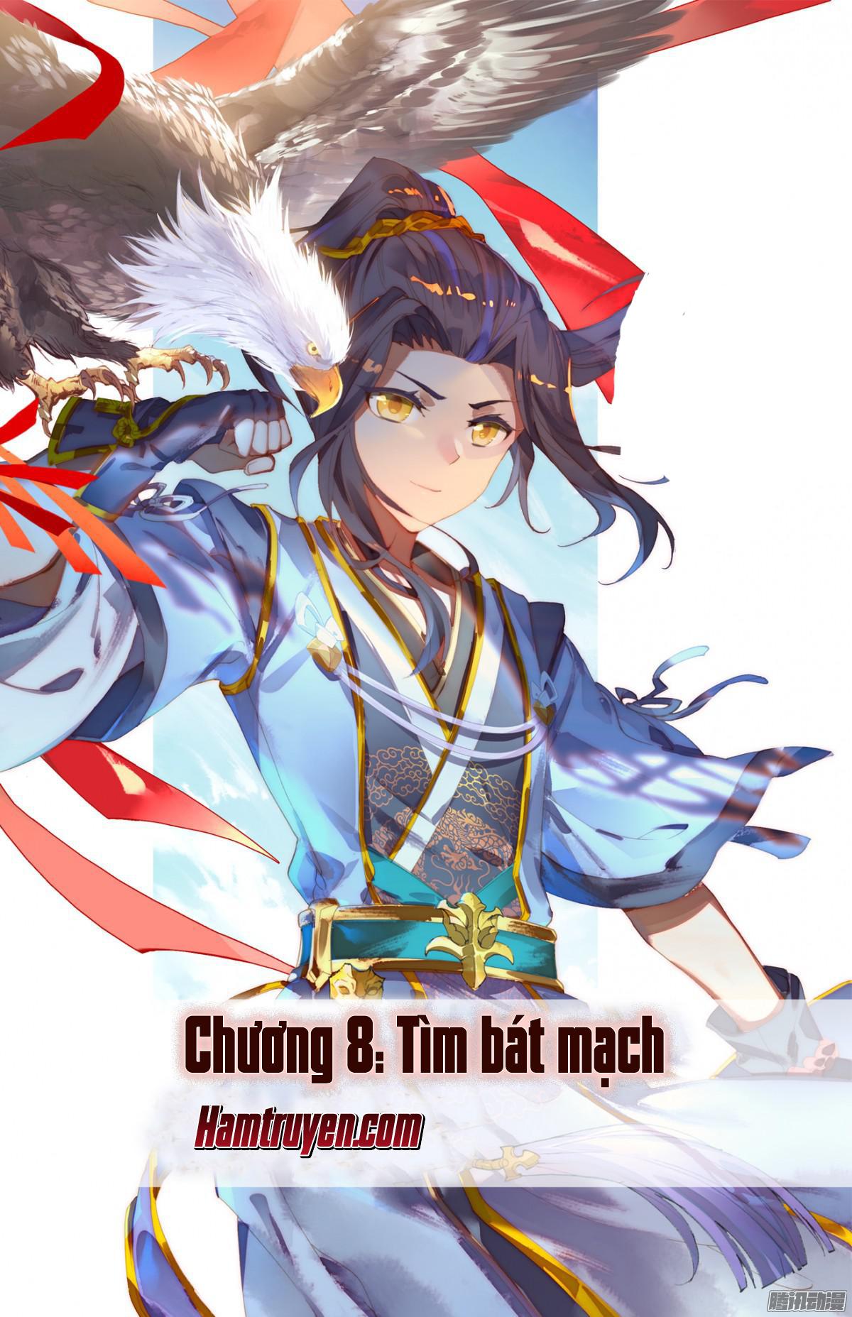 Nguyên Tôn Chapter 8 - Hamtruyen.vn