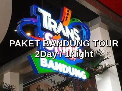 Paket Tour Bandung 2D1N