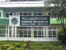 Pondok Pesantren Musthafawiyah Purba Baru Sumut