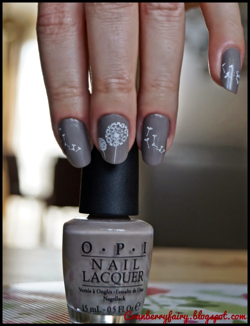 OPI Quarter for Your Thoughts