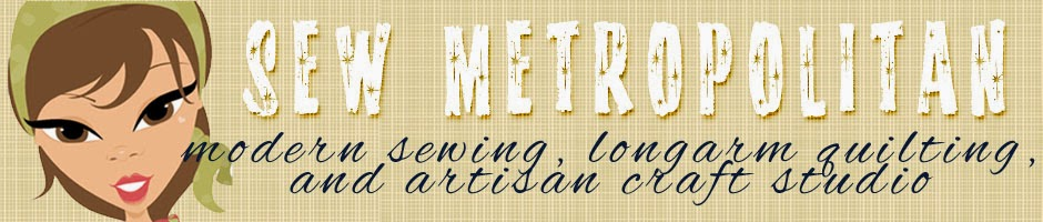 sew metropolitan : urban sewing and modern craft studio