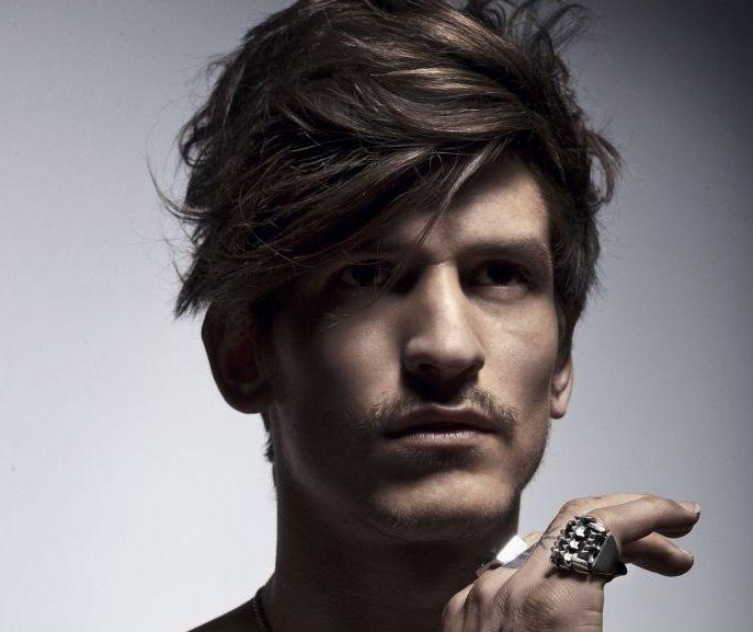 Peinados a la moda cortes en capas para hombres 2014 - Moda peinados hombre ...